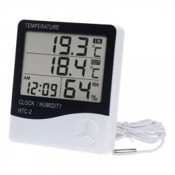 Cadeau : Thermomètre-Hygromètre