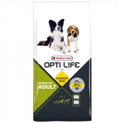 Opti Life Adult Medium Maxi pour chiens
