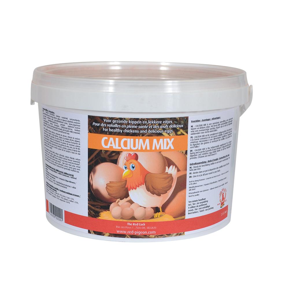 Calcium Mix poules et pigeons
