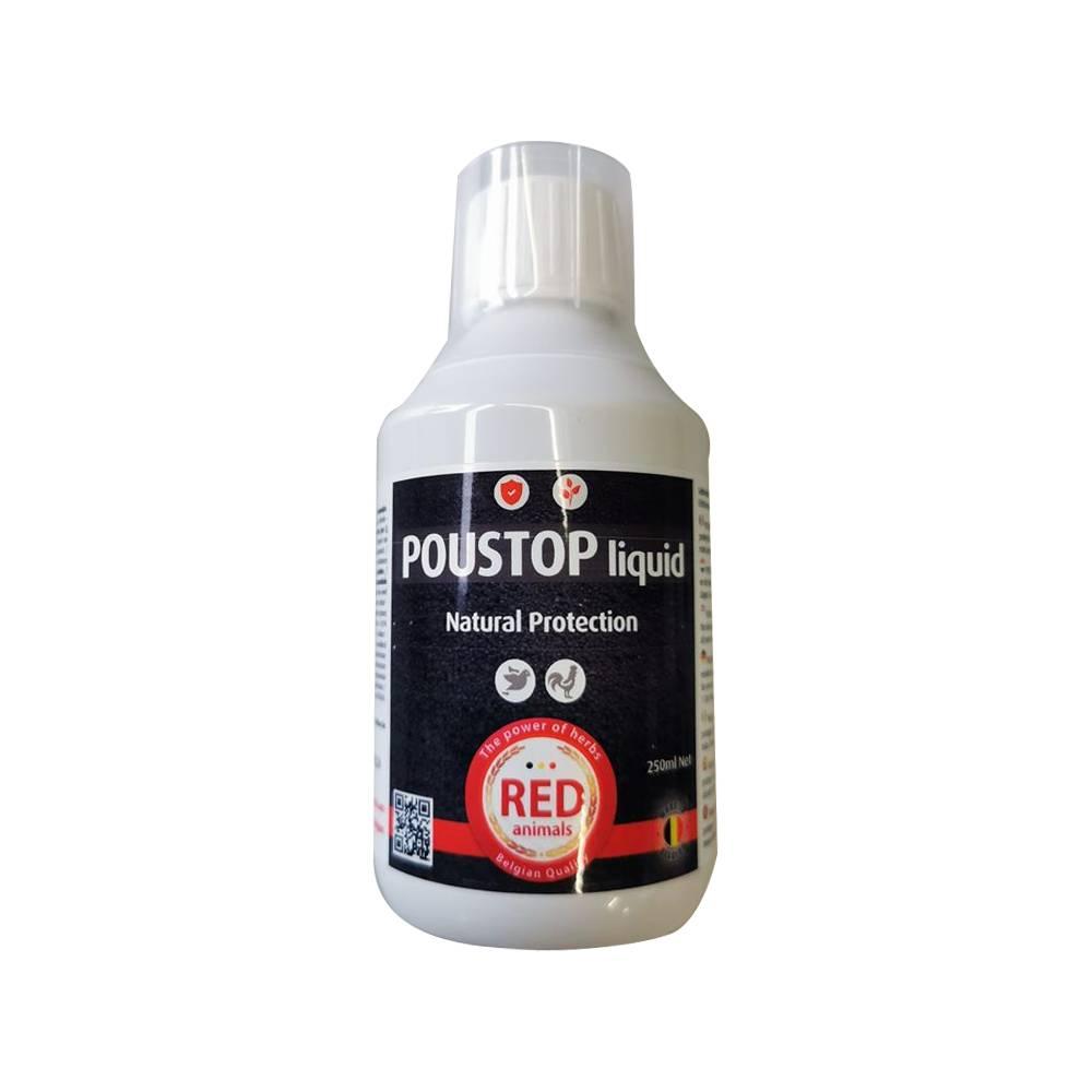 Poustop Liquid spécial cure 100% naturel