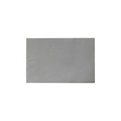 Feuilles de fond de cage gaufrée Cova 55 tiroir plastique 50,3 x 23,2 cm lot de 500