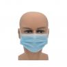 Masque chirurgical 3 plis conforme à la norme EN149 : 2001 Boite de 50 masques