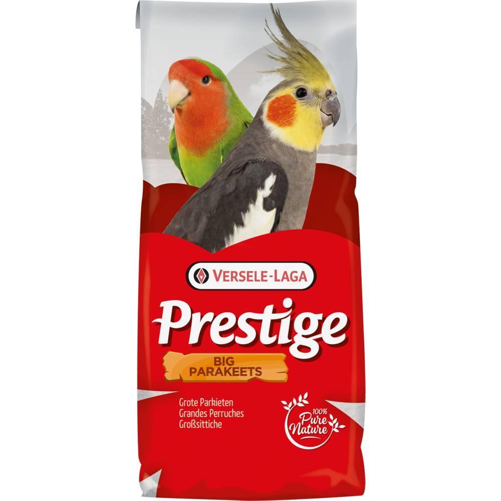Prestige Grandes Perruches sans tournesol 20 kg