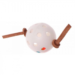 Jouet balle magique pour perruche et perroquet Petlala