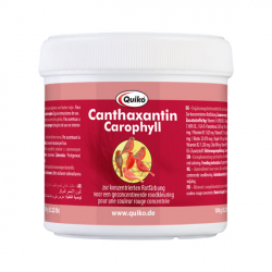 Quiko Canthaxanthine pure - Carophyll red