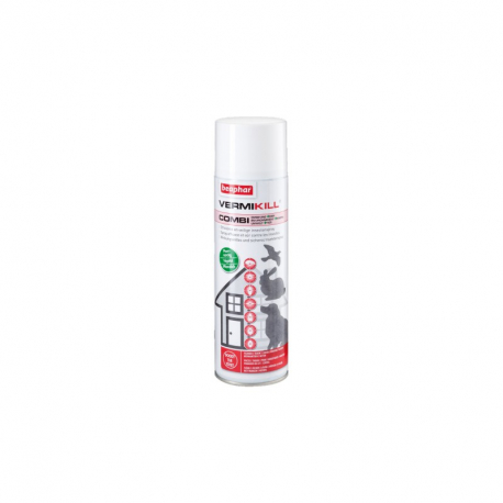 Vermikill - Spray insecticide environnement