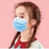 Masques chirurgicaux 3 plis enfant (lot de 50)