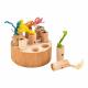 Jouet perroquet Cache Puzzle foraging