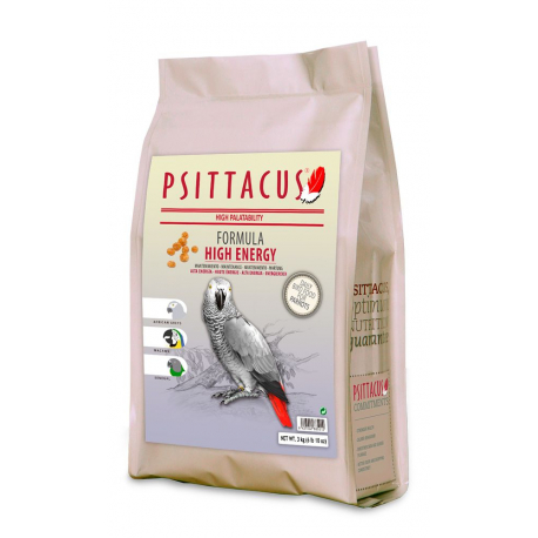Psittacus Extrudés Entretien Haute Energie