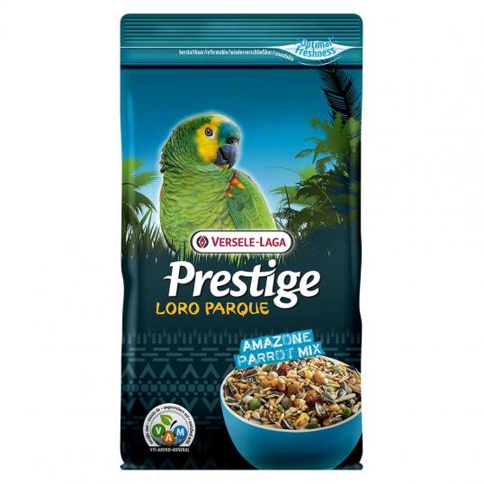 Amazone Parrot Loro Parque Mix 1 kg (3978)