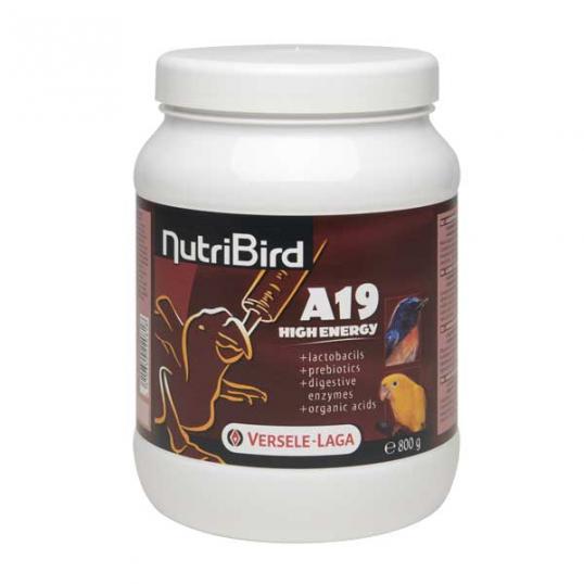 NutriBird A19 High Energy 3 kg (806)