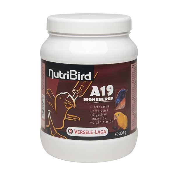 NutriBird A19 High Energy - 0,8 kg