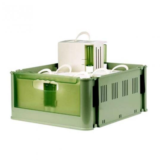 Valise avec 6 boites (384),Boites de transport (382),Boite avec accessoires (381),Valise avec 6 boites (383)