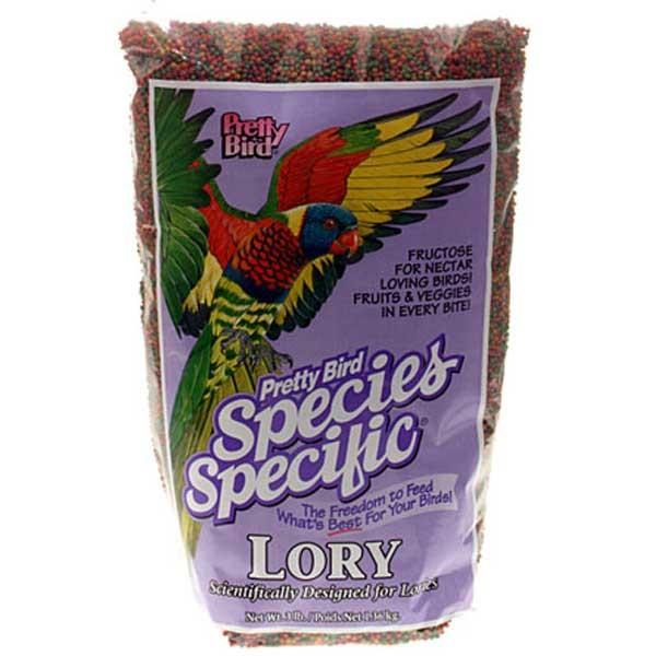 PrettyBird Lori Extrudés - 9.10 kg