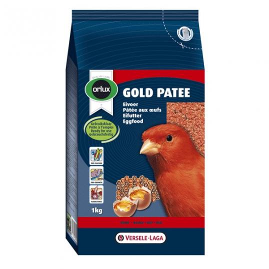 Orlux Gold pâtée canaris rouge aux oeufs 1 kg (879)