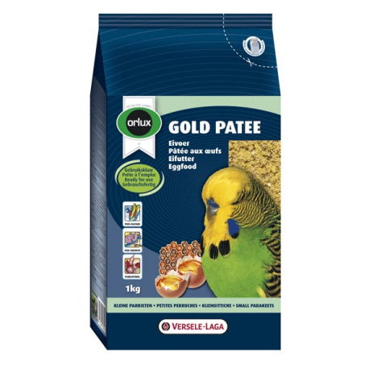 Orlux Gold pâtée petites perruches 5 kg (884)