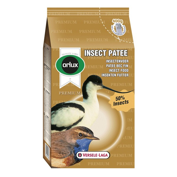 Orlux Insect pâtée Premium (+50% insectes) - 2 kg