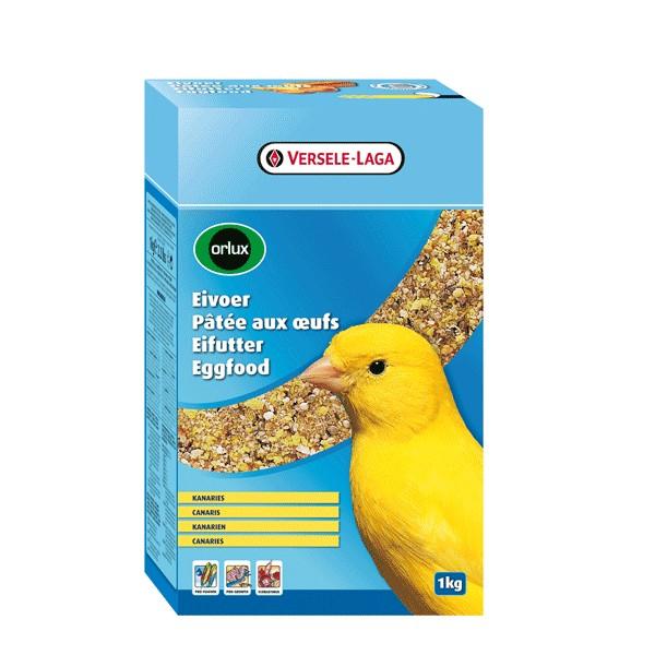Orlux Pâtée aux oeufs sèche canaris - 1 kg