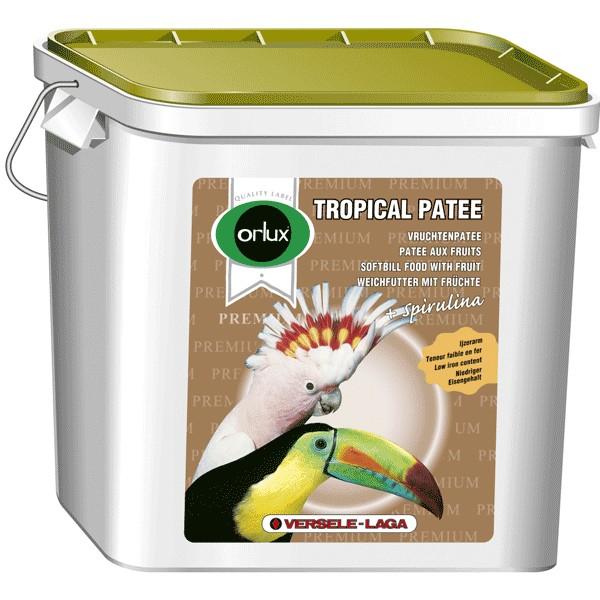 Orlux Tropical pâtée Premium - 25 kg