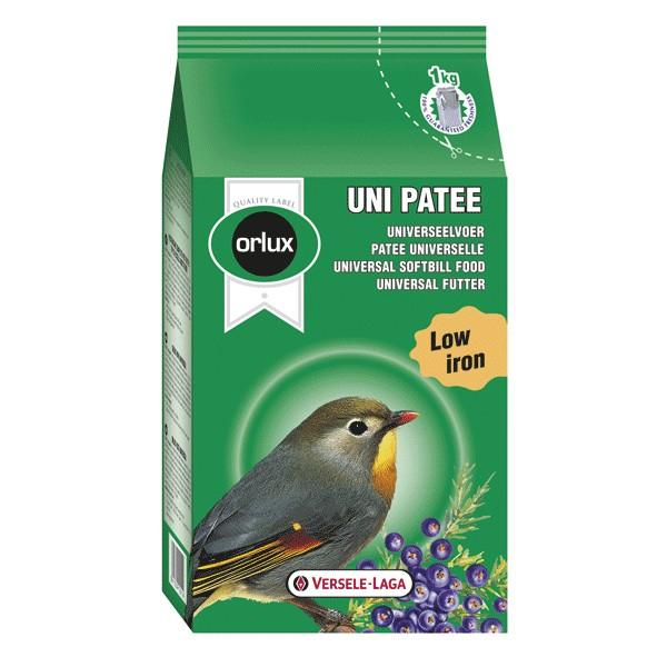 Orlux Uni Pâtée - Pâtée Universelle - 25 kg