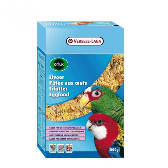 Pâtée aux oeufs sèche grandes perruches + perroquets 800 g (903)
