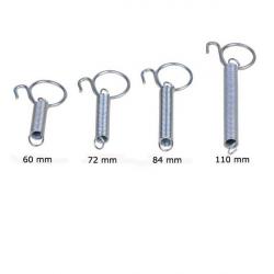 Ressort de fermeture - 110 mm