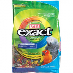 Kaytee Exact Rainbow Perroquets - 1,13 kg