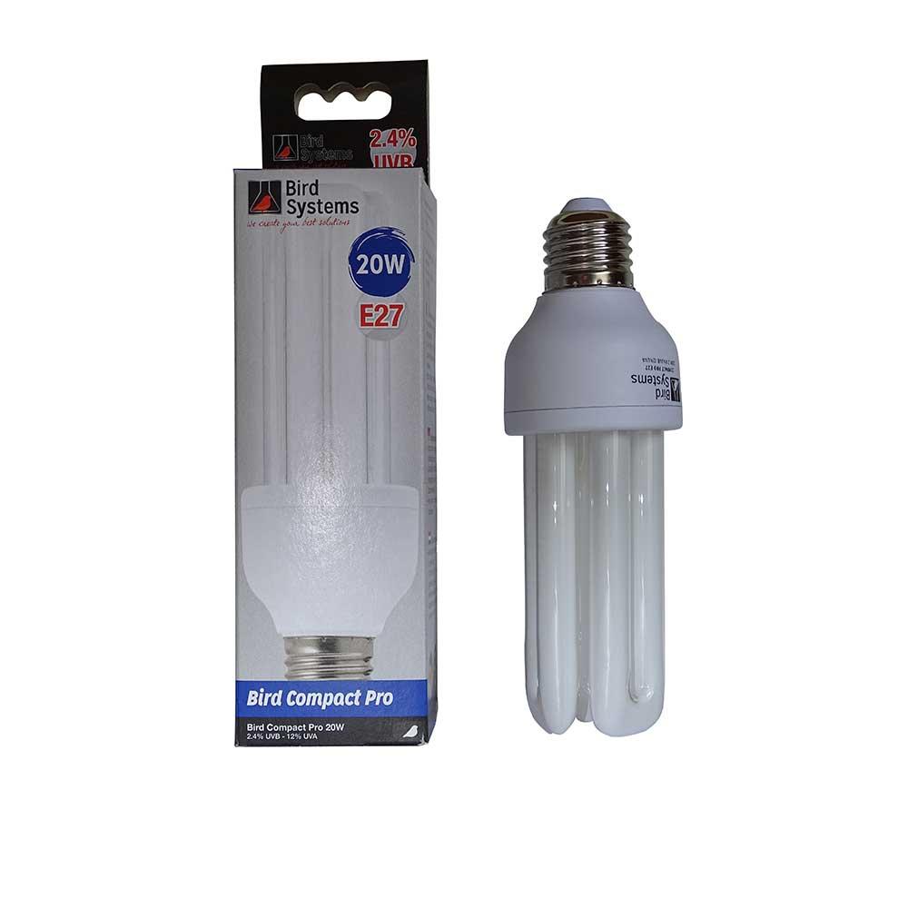 Lampe UV pour oiseaux - Lampe + lampadaire