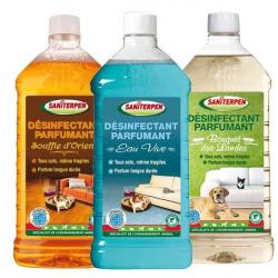 Saniterpen Désinfectant Parfumant souffle Orient (2031)