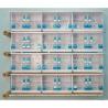 Batterie d'élevage 12 cages 63x40x40 (1509),Batterie d'élevage 12 cages 63x40x40 (1510)