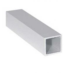 Tubes carrés aluminium 4 m
