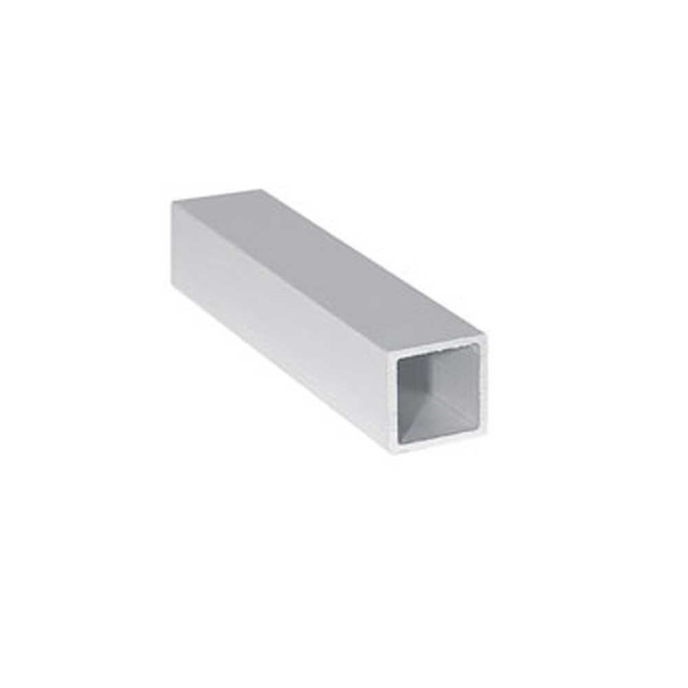 Tube carr aluminium 20x20 pour construction de voli res for Prix metre carre construction