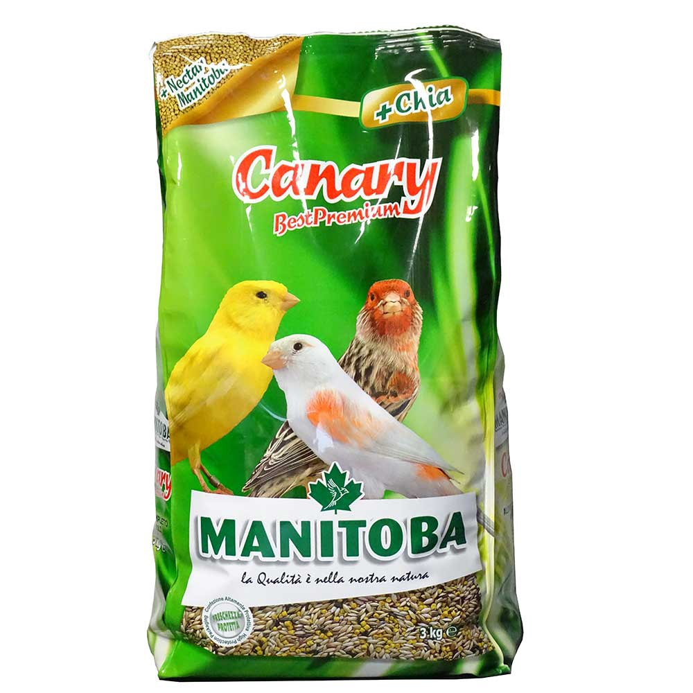 Manitoba Canary Best Premium - 3 kg
