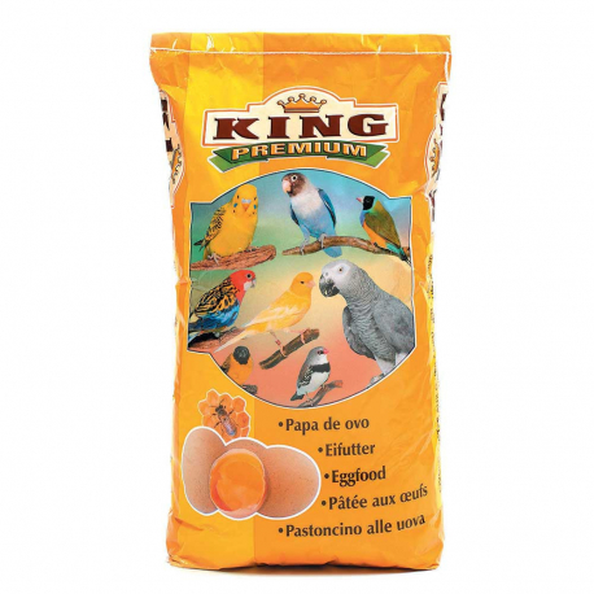 King pâtée aux oeufs jaune grasse (2712),King pâtée aux oeufs jaune grasse (2713)