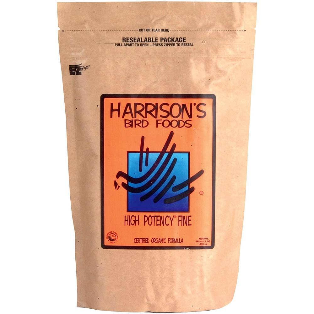Harrison's - High Potency Fine - 454 g