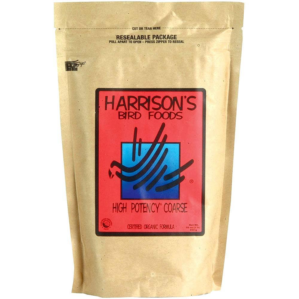 Harrison's High Potency Coarse - 454 g