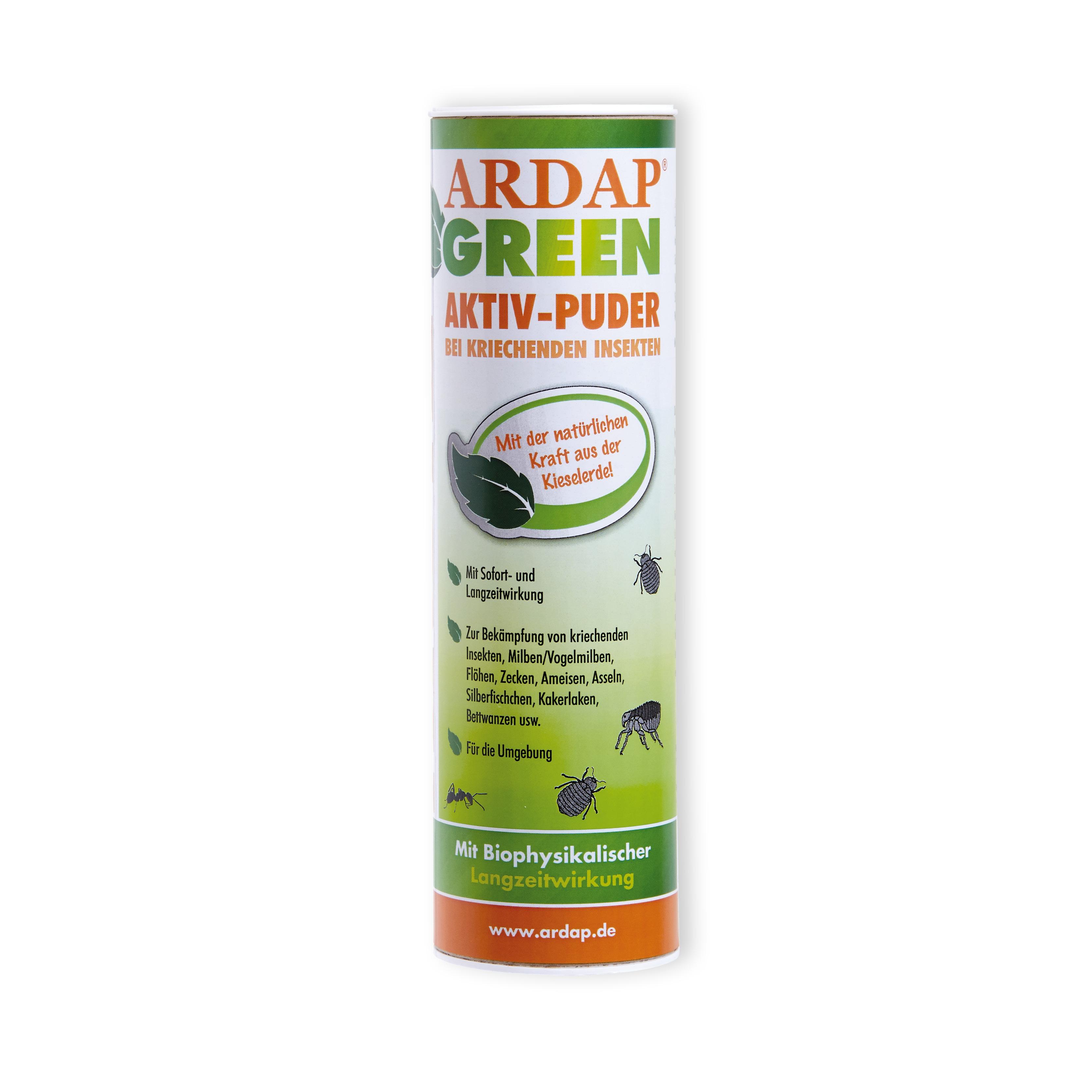Ardap Green Poudre 100% naturelle anti parasites - 100 g