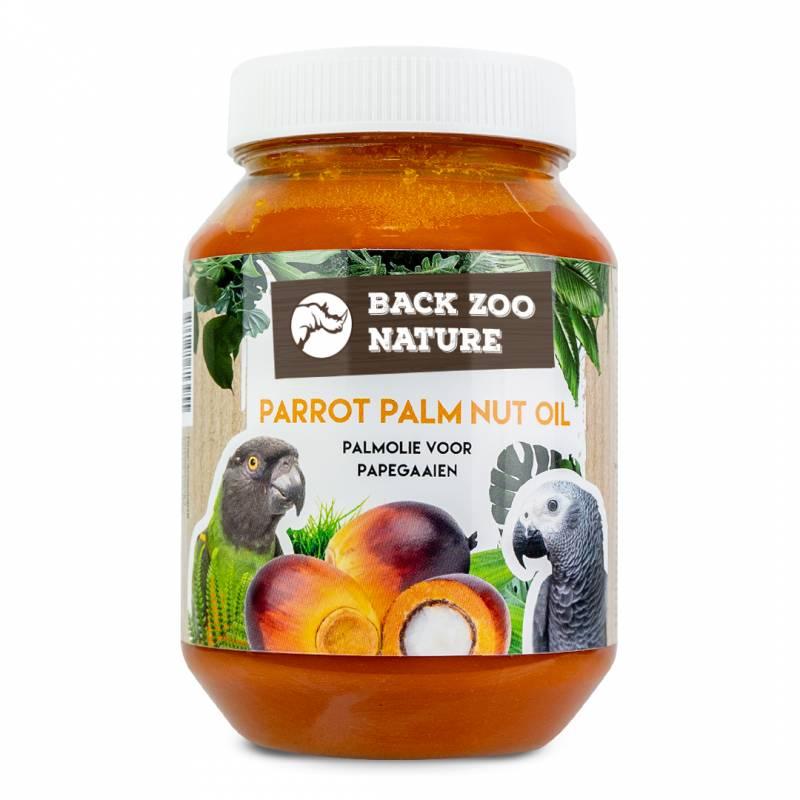 Parrot Palm Nut Oil - Perroquet Huile de Noix de Palme