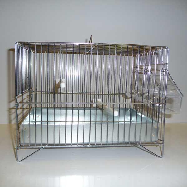 Cage de chant galvanisée