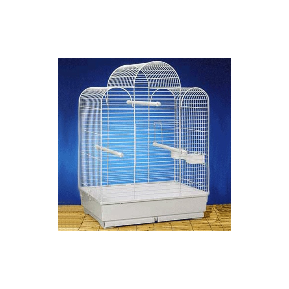 cage pour petites et moyennes perruches. Black Bedroom Furniture Sets. Home Design Ideas