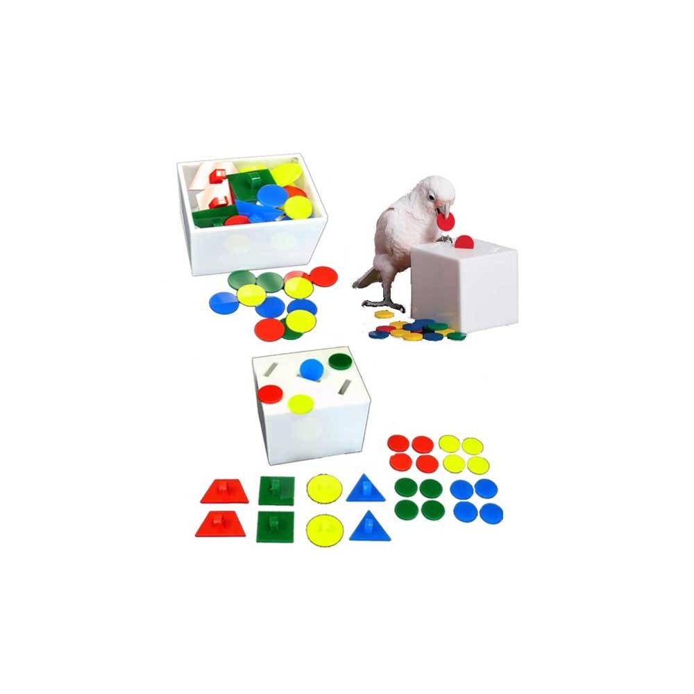 jeux ducatifs pour perroquets niveau 1 la boite du prof. Black Bedroom Furniture Sets. Home Design Ideas