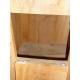 Nid Aras en bois brut - Intérieur