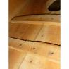 Nid Aras en bois brut - Echelle