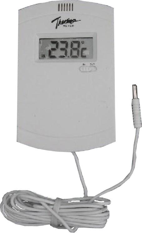 Thermomètre digital intérieur extérieur