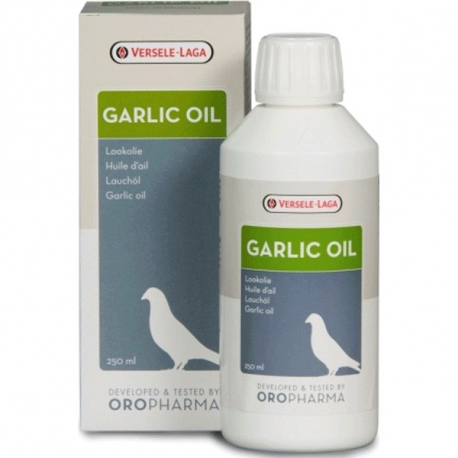 Garlic Oil Oropharma