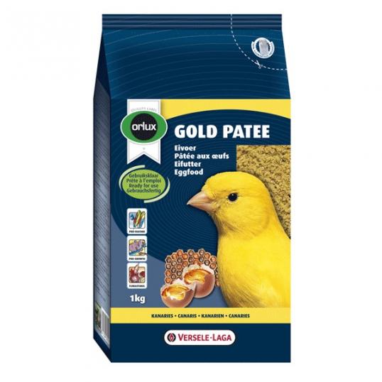 Orlux Gold Pâtée aux Oeufs Canaris 1 kg