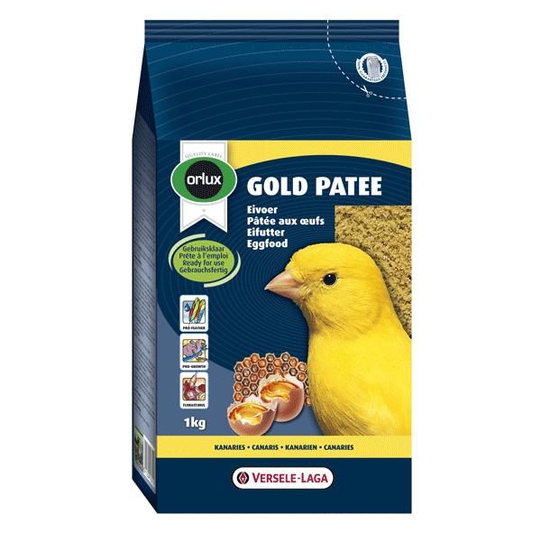 Orlux Gold Pâtée aux Oeufs Canaris