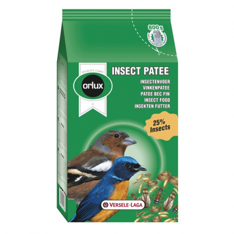 Orlux Insect pâtée (+25% insectes)