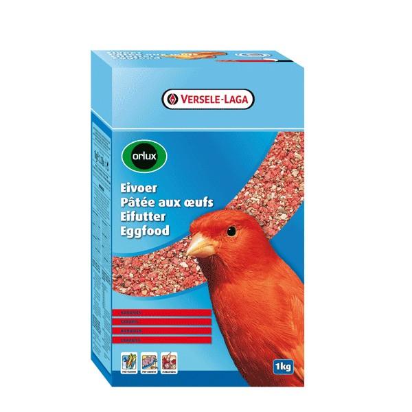 Orlux Pâtée canaris rouge aux oeufs sèche