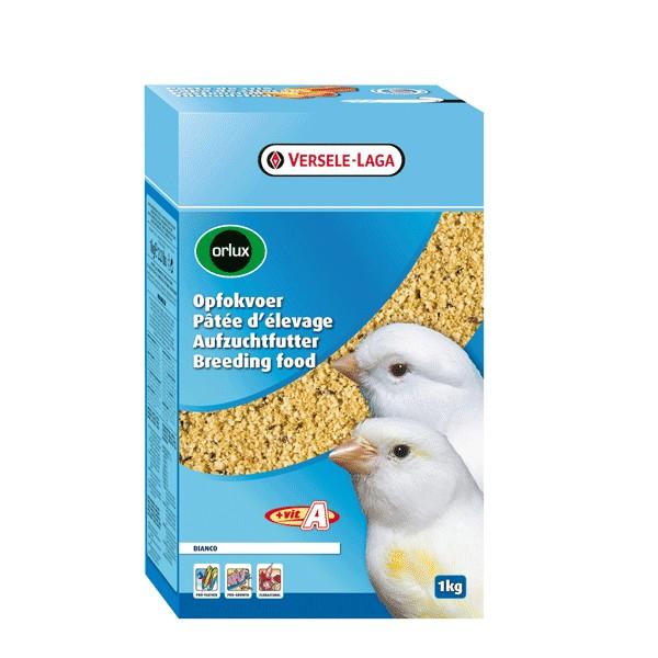 Orlux Pâtée d'élevage canaris Bianco
